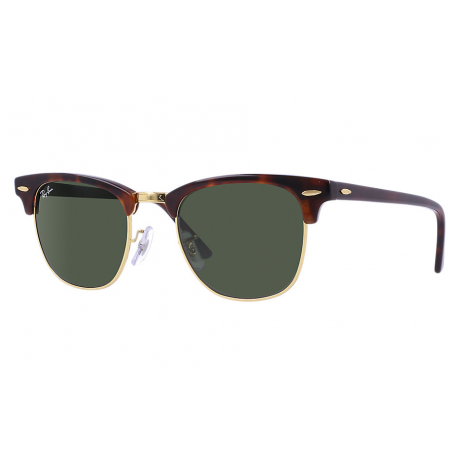 RB3016 W0366 49-21 CLUBMASTER CLASSIC - vert classique G-15