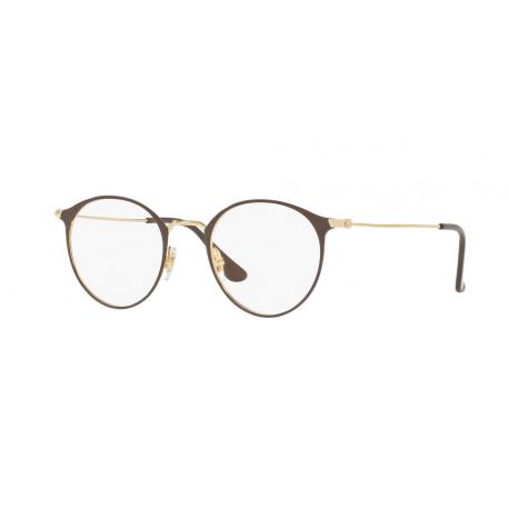lunette ray ban ronde noir