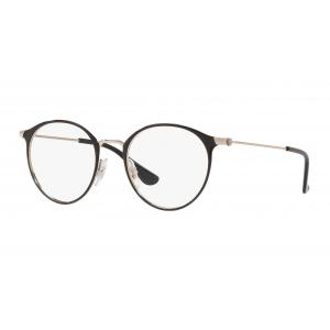 Lunettes de vue - Optique - Enfant - Kid - RAYBAN - RB1053 4064 43-18 _ Couleur Noir et Argent - THE STORE OPTIC DIJON